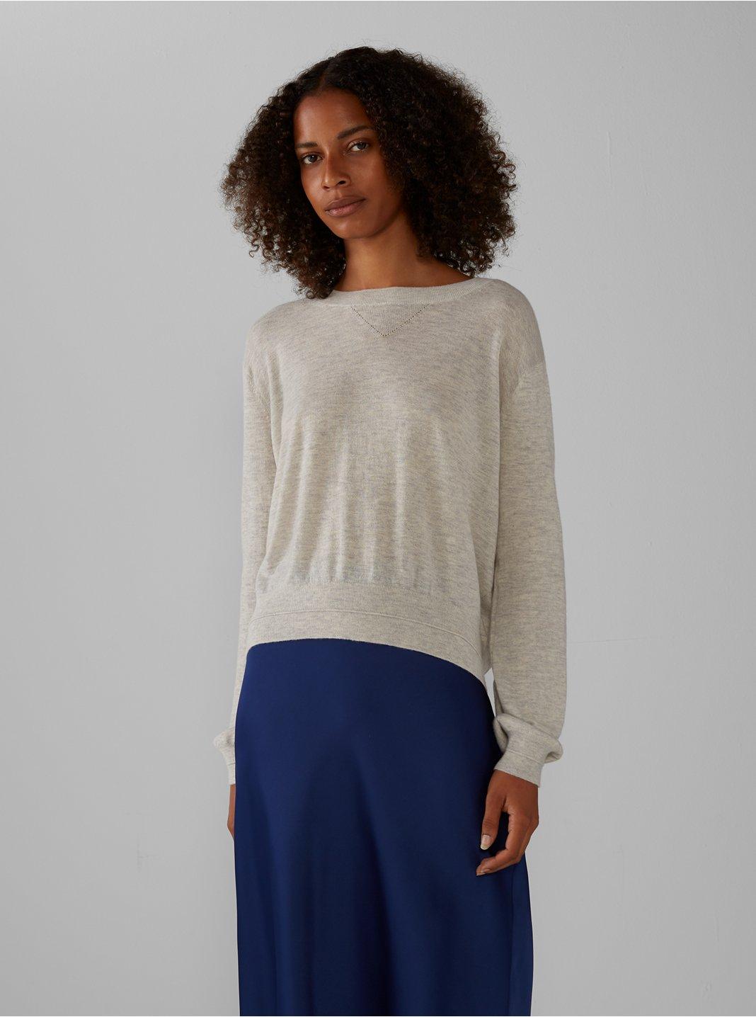 Badoop Cashmere Sweater