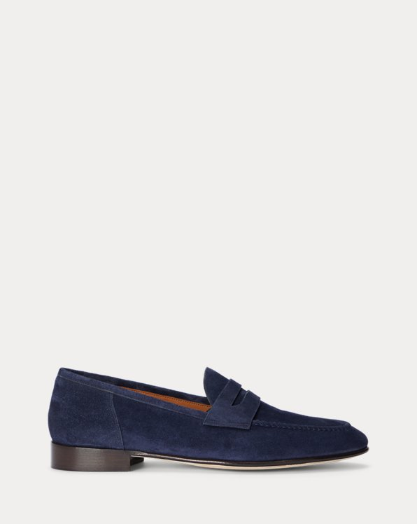 Chessington Suede Penny Loafer
