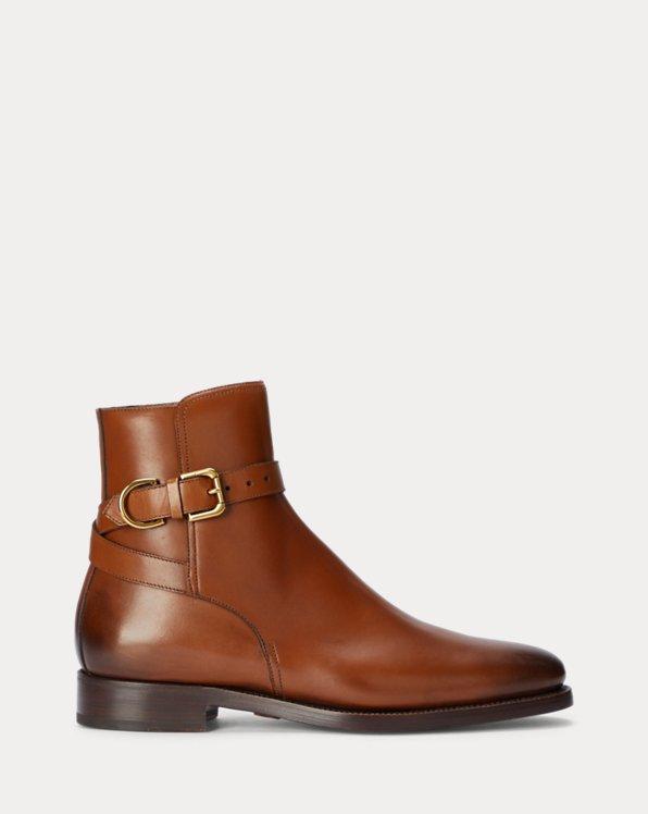 Macon Calfskin Jodhpur Boot