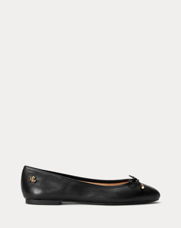 Jayna Leather Flat