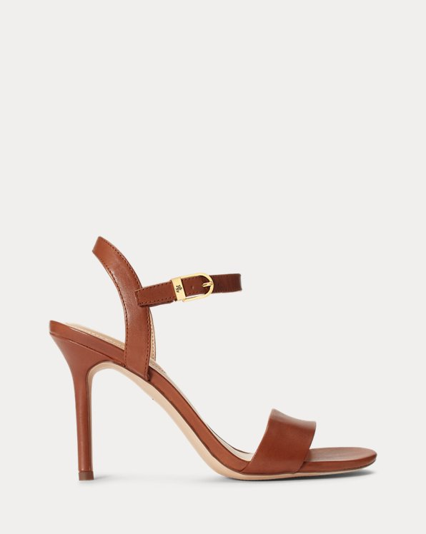 Gwen Leather Sandal