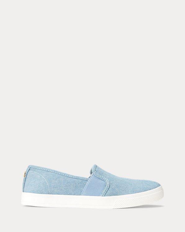 Jinny Chambray Sneaker
