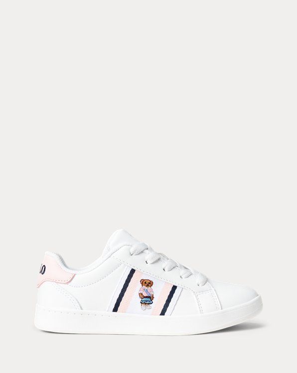 Oaklynn Faux-Leather Sneaker