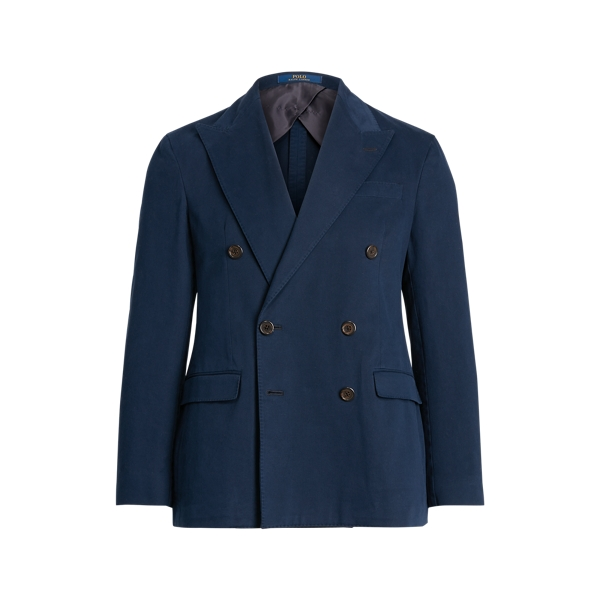 폴로 랄프로렌 Polo Ralph Lauren Polo Soft Stretch Chino Suit Jacket,Bright Navy