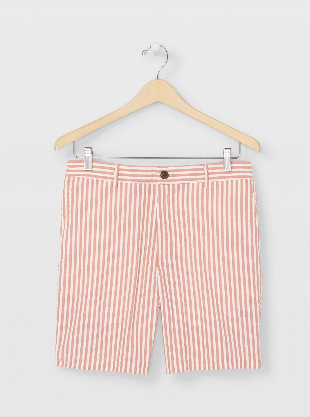 Baxter Seersucker Shorts