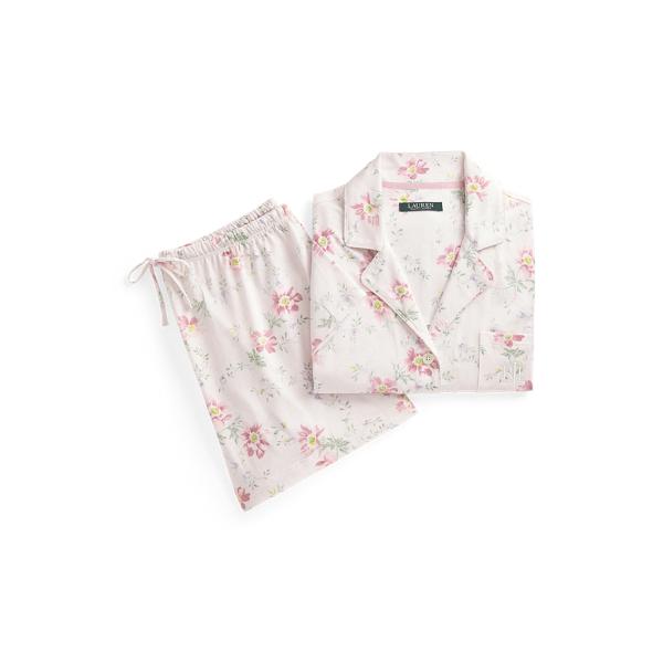 Polo Ralph Lauren Floral Boxer Pajama Set