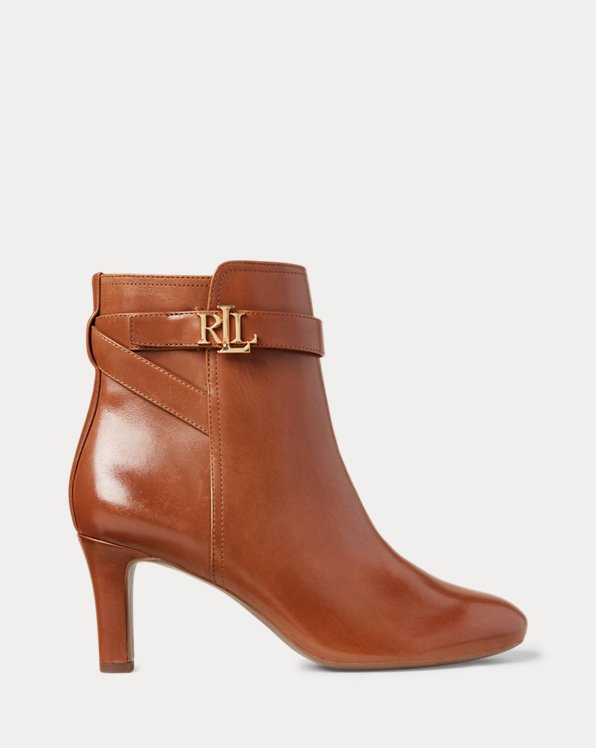 Arianne Leather Bootie