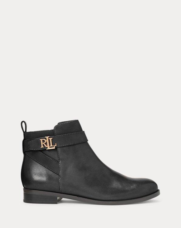 Bonne Leather Bootie