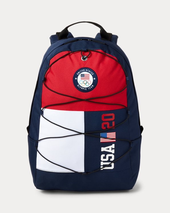 Team USA Color-Blocked Backpack