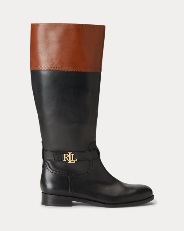 Baylee Leather Boot