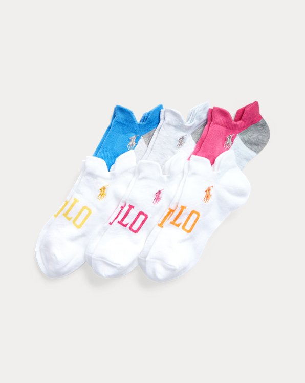 Polo Ankle Sock 6-Pack