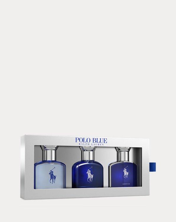 Polo Blue Collection Set