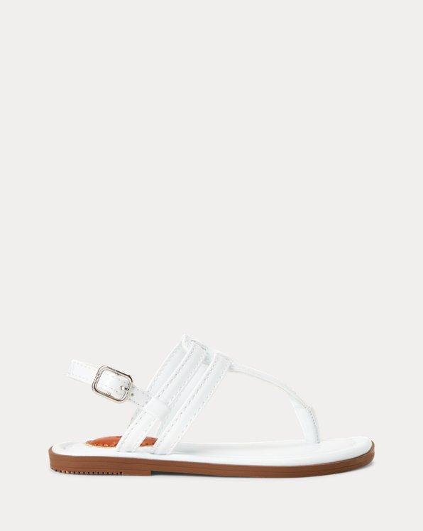 Tierney Vegan Leather Sandal