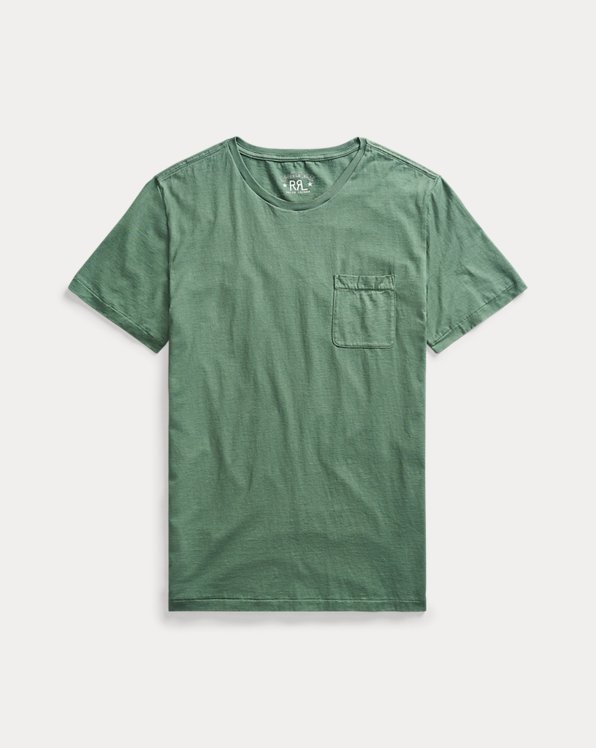 Garment-Dyed Pocket T-Shirt