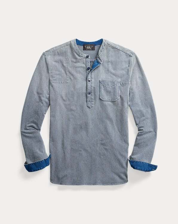 Jersey Band-Collar Popover