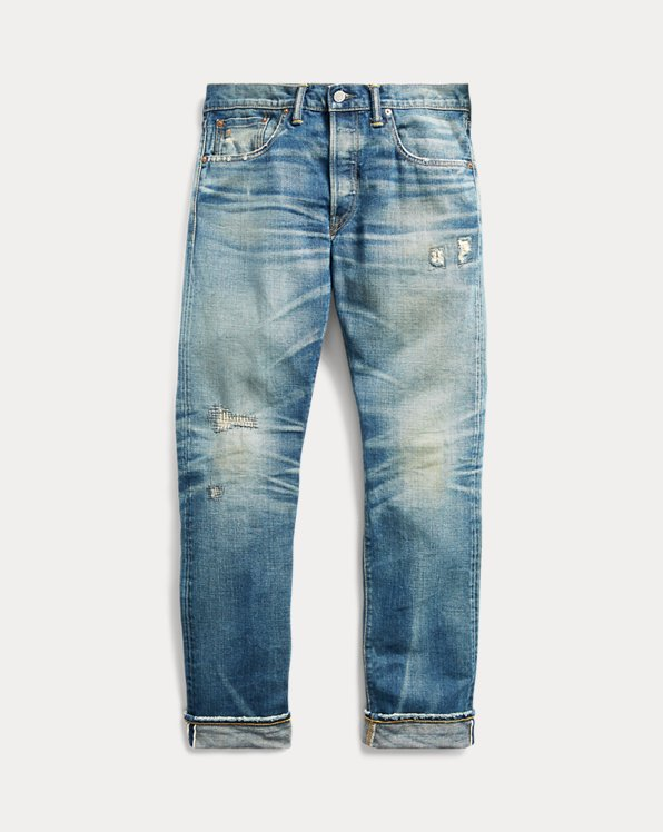 Slim Fit Selvedge Jeans