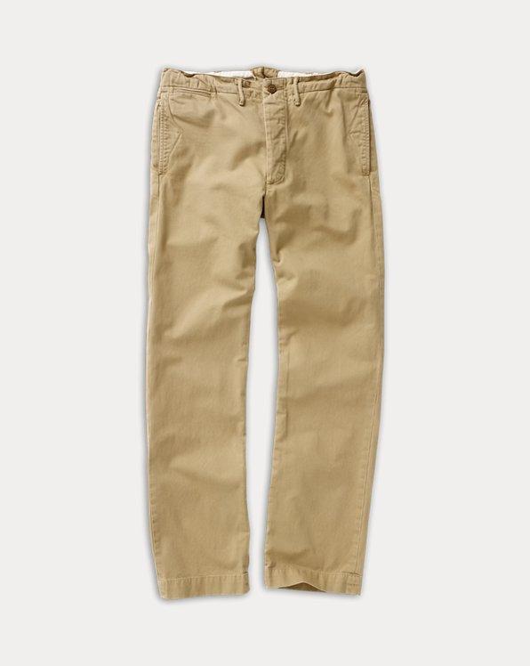Cotton Chino Trouser