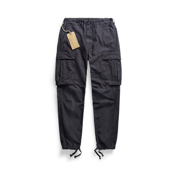 Canvas Surplus Cargo Trouser