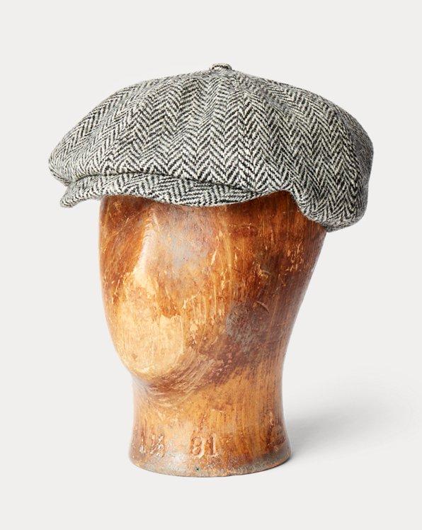 Harris Tweed&#174 Newsboy Hat