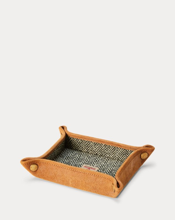 Handwoven Valet Tray