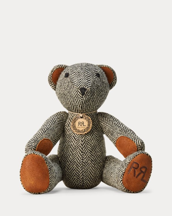 Harris-Tweed-Bear in limitierter Auflage