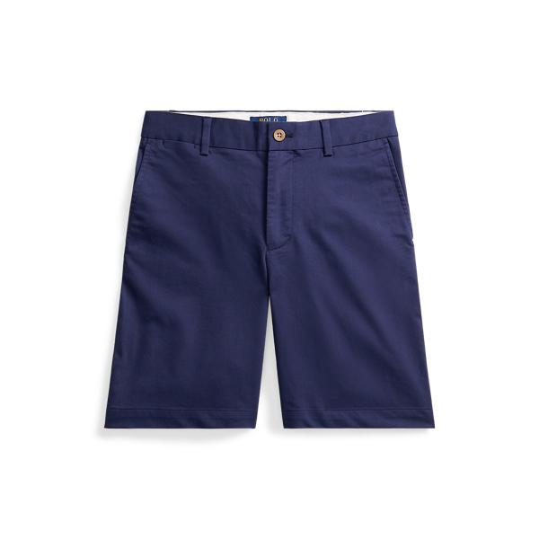 폴로 랄프로렌 보이즈 반바지 Polo Ralph Lauren Stretch Chino Golf Short,French Navy