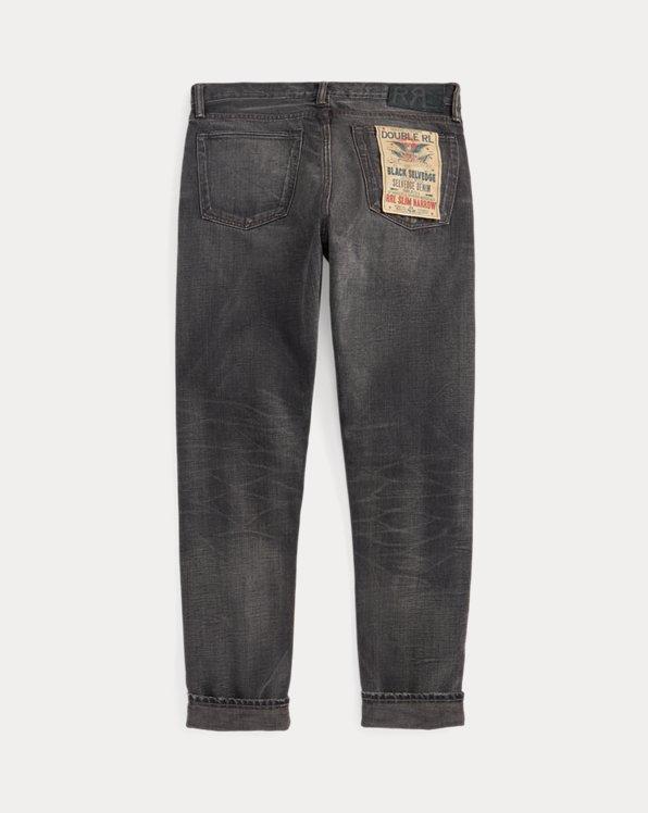 Slim Narrow Fit Selvedge Jean
