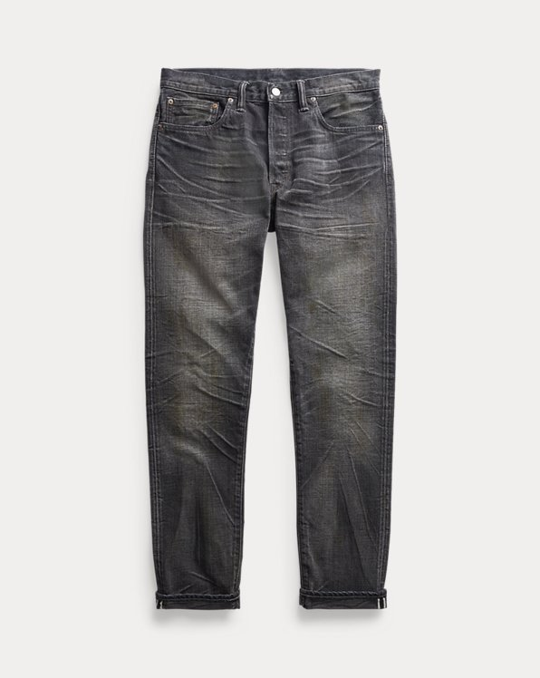 Slim Narrow Fit Selvedge Jean