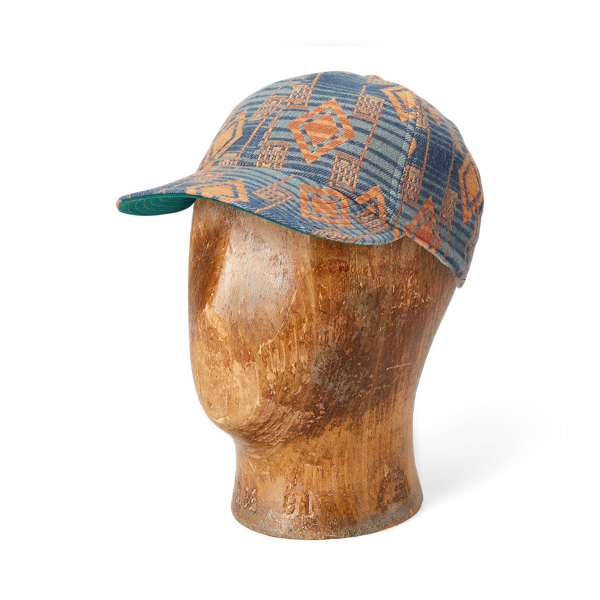 Blanket Jacquard Ball Cap