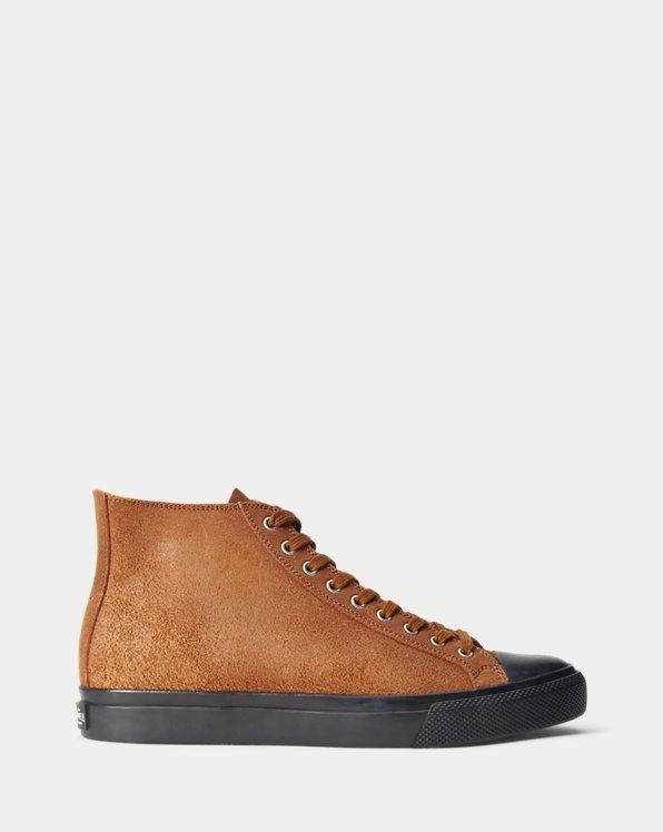 Mayport Suede Sneaker