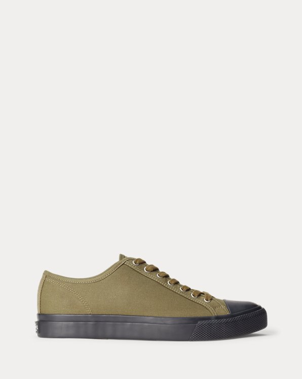 Polo Ralph Lauren Canvas Sneaker