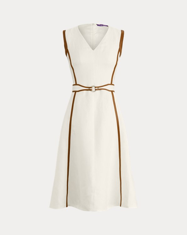 Channing Belted Day Dress