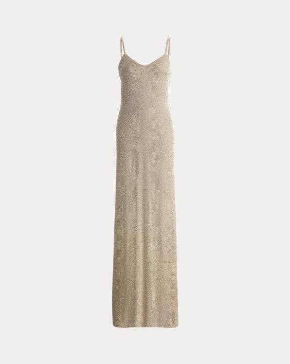 Evelyn Silk Georgette Dress