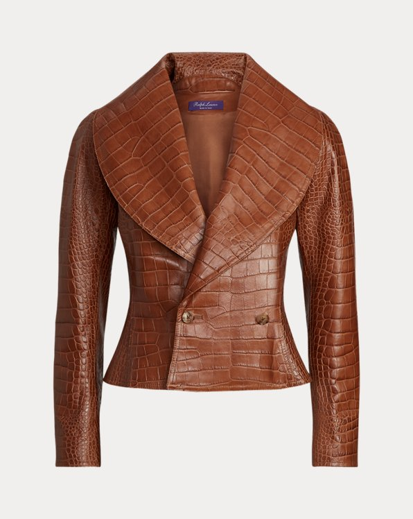 Breanna Leather Jacket