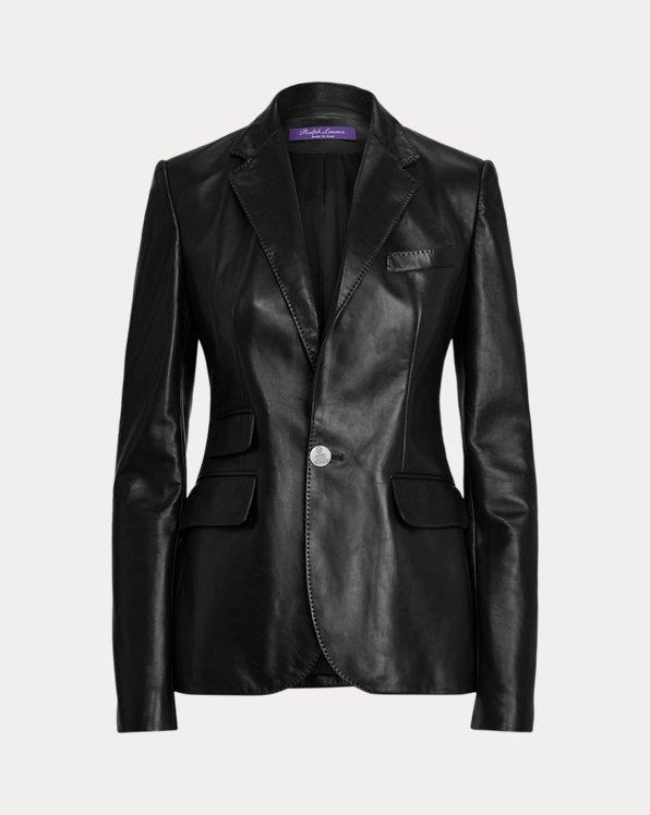 Nappa Lambskin Jacket