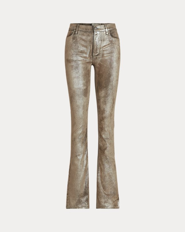 208 High-Rise Bootcut Jeans