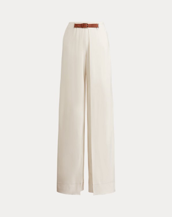 Kimberly Wool Crepe Trouser