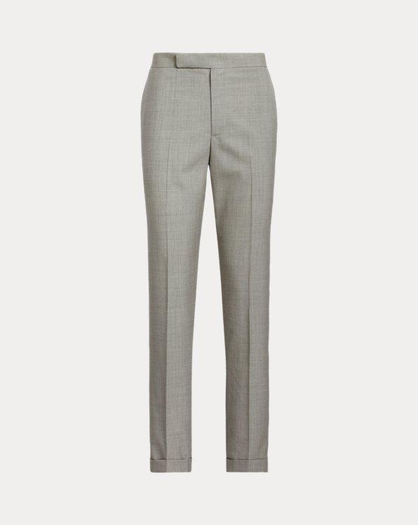 Pantalon Alycia en sergé de laine