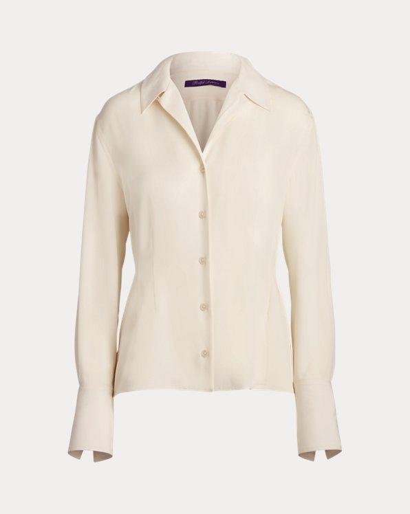 Gabriela Silk Georgette Shirt