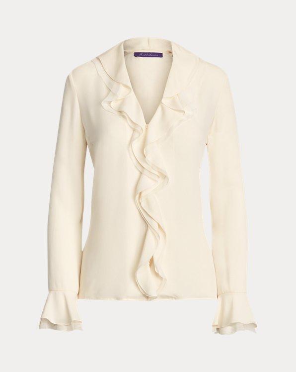 Madelyn Silk Georgette Shirt