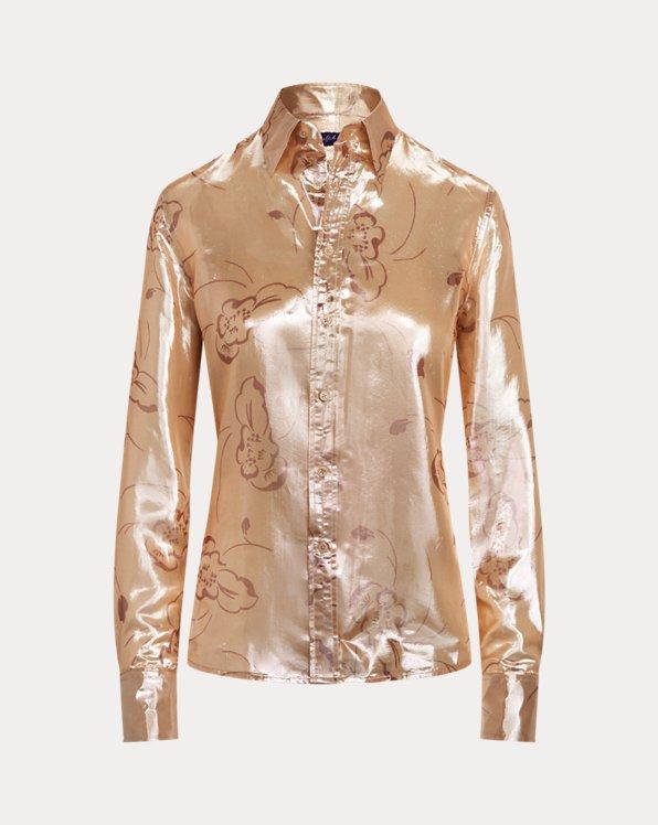 Woodson Mulberry Silk Shirt
