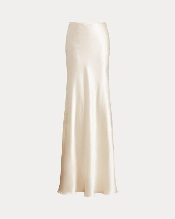 Masina Silk Skirt
