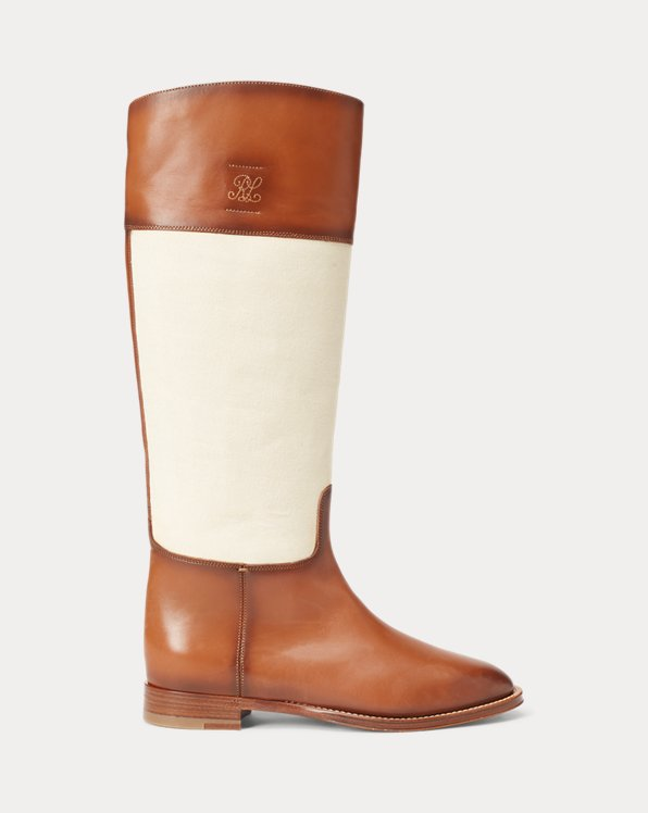 Sadey Calfsin-Canvas Boot