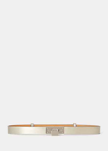 Polo RalphLauren Patent Hinge-Lock Belt