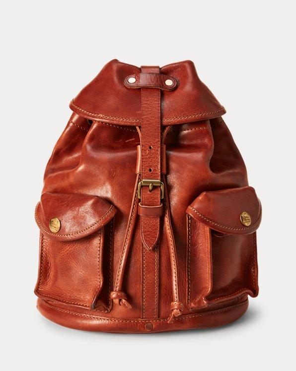 Leather Mini Rucksack
