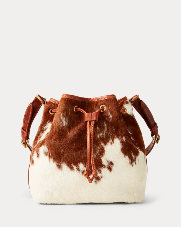 Haircalf Bucket Bag