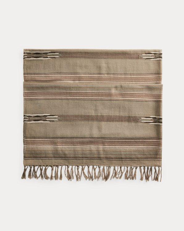 Cotton Jacquard Wrap Scarf
