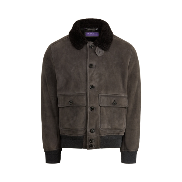 Polo Ralph Lauren Thornley Shearling Skeet Jacket