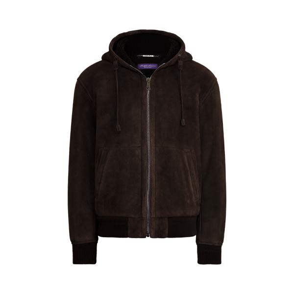 Polo Ralph Lauren Preston Shearling Hooded Jacket