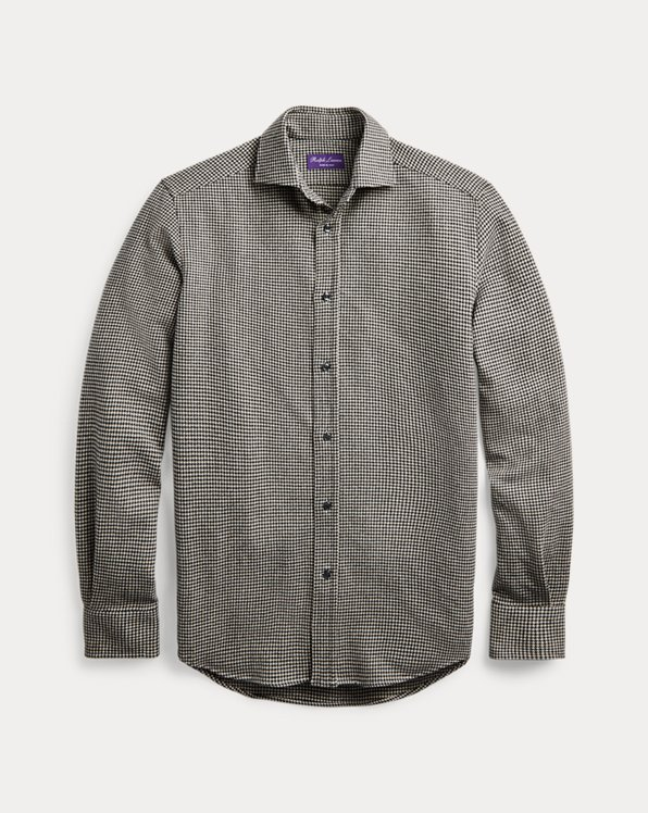 25th Anniversary Houndstooth Shirt